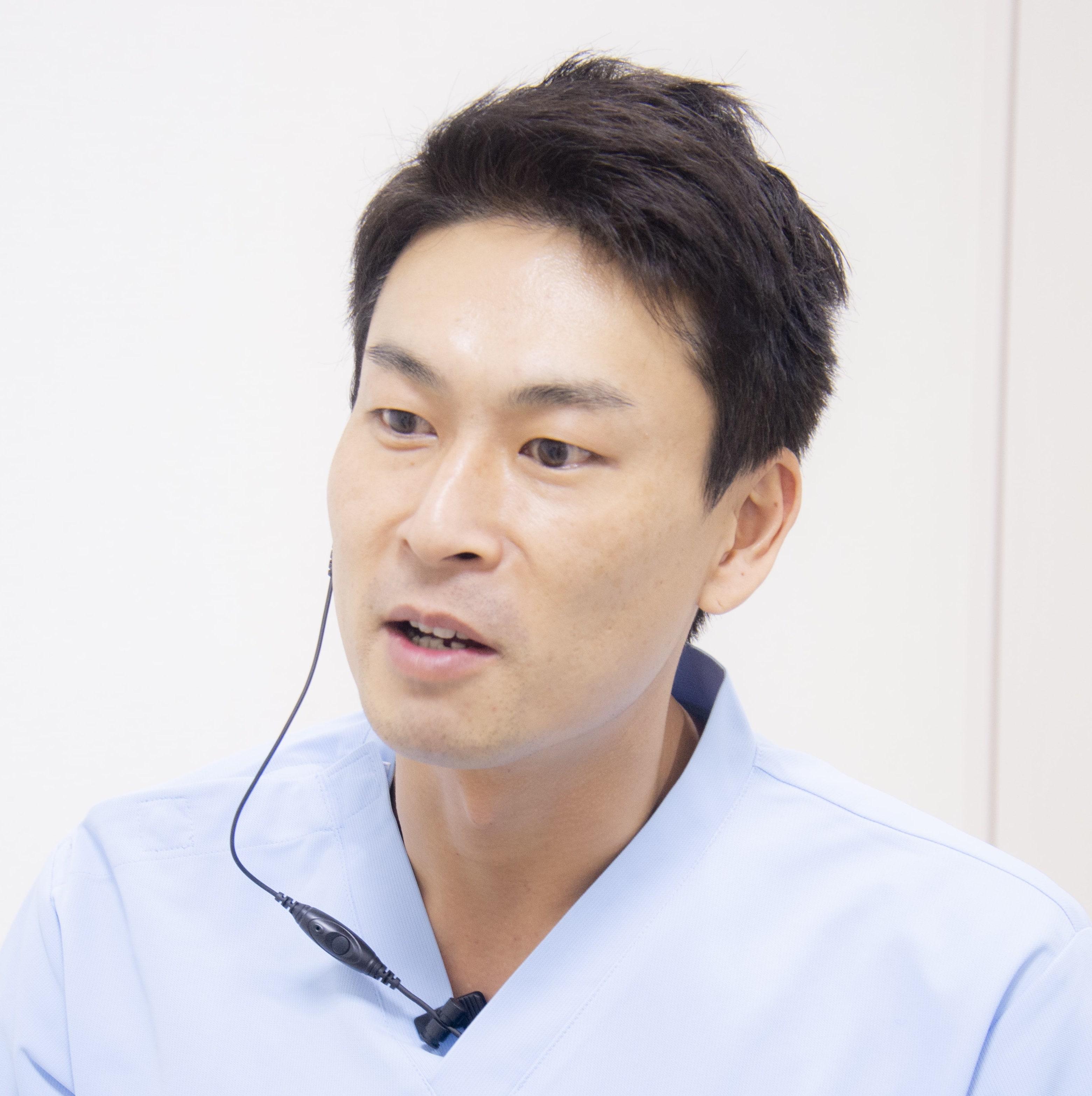 田中 雄一 先生写真