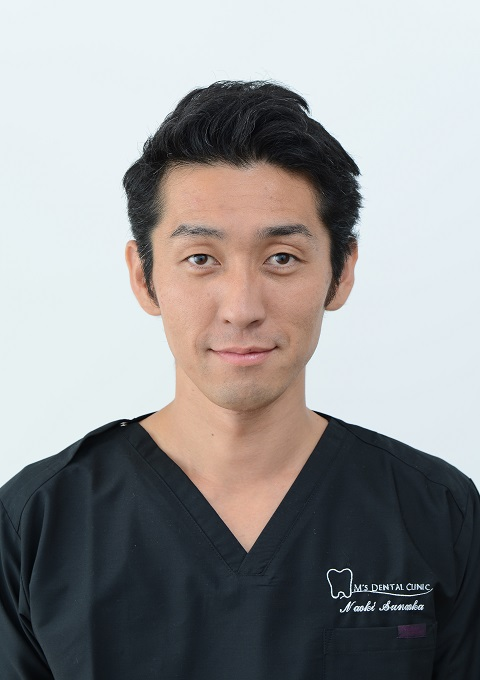 医療法人社団翔舞会 エムズ歯科クリニック 理事長 荒井昌海先生写真
