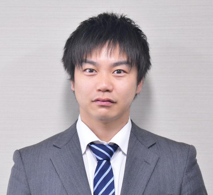 株式会社ストランザ 営業担当 田代 翔太写真
