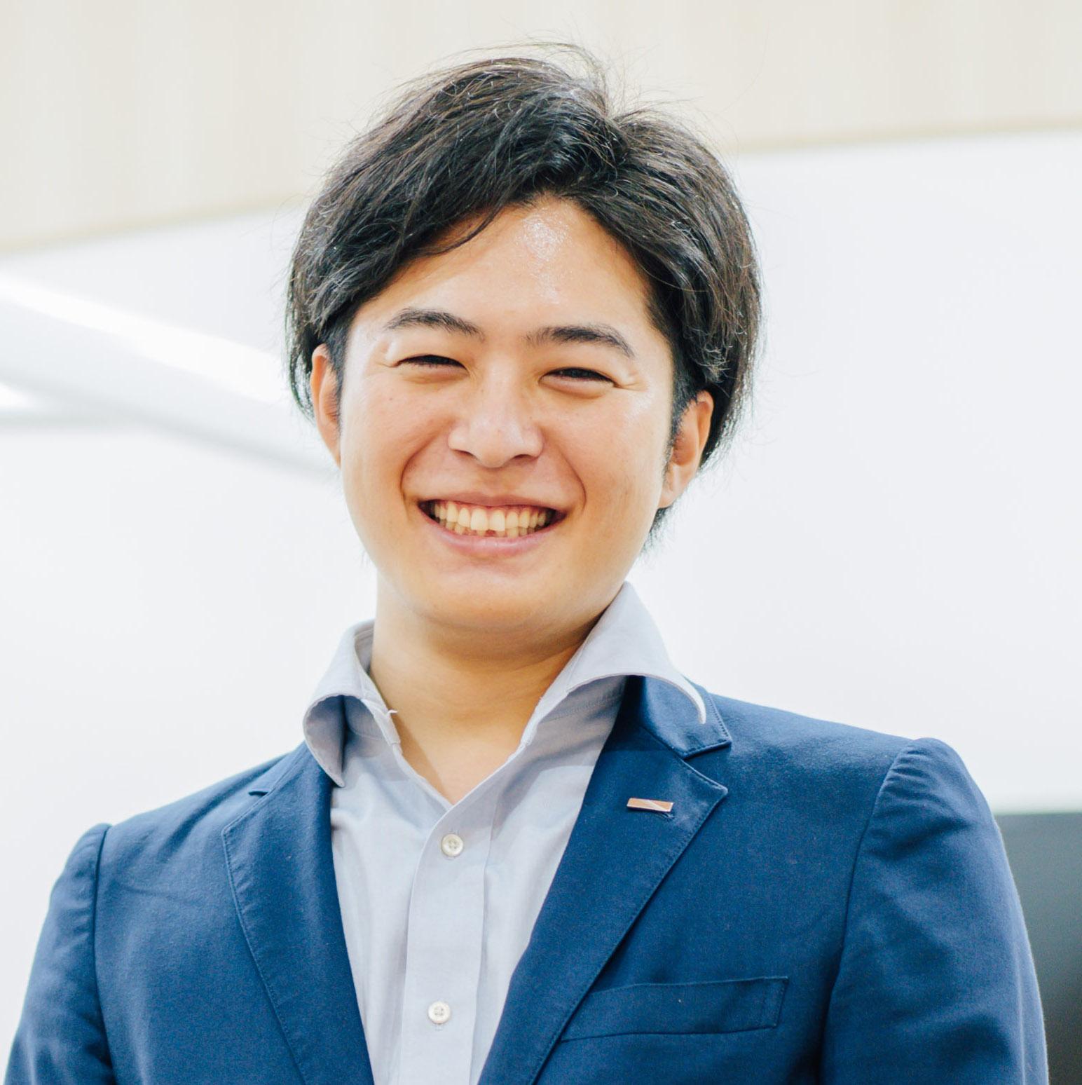 ブランディングテクノロジー株式会社 コンサルタント 落合 勇太 氏写真